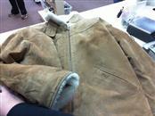 ADLER Coat/Jacket BLACK LEATHER JACKET